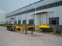 Yutian LHJ9371TJZ container transport trailer