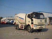杨嘉牌LHL5252GJB型混凝土搅拌运输车