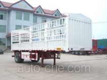 杨嘉牌LHL9100CXY型仓栅式运输半挂车