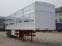 杨嘉牌LHL9190CXY型仓栅式运输半挂车