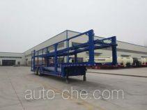 杨嘉牌LHL9200TCC型乘用车辆运输半挂车