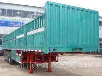 杨嘉牌LHL9280CXY型仓栅式运输半挂车