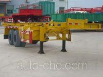 杨嘉牌LHL9282TJZG型集装箱半挂牵引车