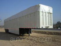 杨嘉牌LHL9293TCL型车辆运输半挂车