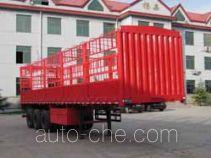 杨嘉牌LHL9320CXY型仓栅式运输半挂车