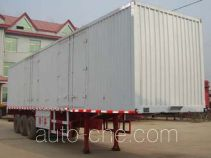 Yangjia LHL9331XXY box body van trailer