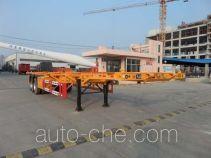 杨嘉牌LHL9351TJZ型集装箱运输半挂车