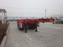 Yangjia LHL9352TJZ container transport trailer