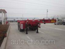 杨嘉牌LHL9352TJZ型集装箱运输半挂车