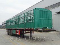 杨嘉牌LHL9370CCY型仓栅式运输半挂车