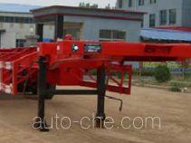 杨嘉牌LHL9381TJZG型集装箱半挂牵引车