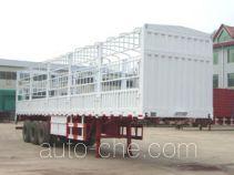 杨嘉牌LHL9390CXY型仓栅式运输半挂车