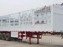 杨嘉牌LHL9400CXY型仓栅式运输半挂车