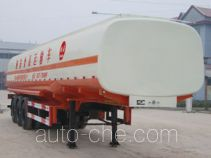 Yangjia LHL9400GYS liquid food transport tank trailer