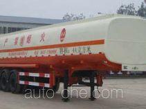 杨嘉牌LHL9401GYY型运油半挂车