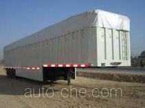 杨嘉牌LHL9401RDXXY型软顶厢式运输半挂车