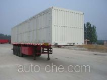 Yangjia LHL9401XXY box body van trailer