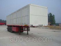杨嘉牌LHL9401XXY型厢式运输半挂车