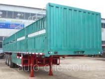 杨嘉牌LHL9402CXY型仓栅式运输半挂车
