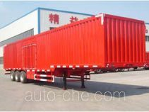 杨嘉牌LHL9402XXY型厢式运输半挂车