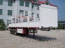 杨嘉牌LHL9403CXY型仓栅式运输半挂车