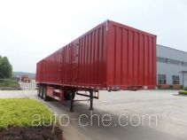Yangjia LHL9403XXY box body van trailer