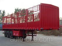 杨嘉牌LHL9406CXY型仓栅式运输半挂车