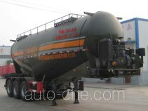 Yangjia medium density bulk powder transport trailer