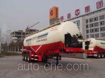 杨嘉牌LHL9407GFLA型低密度粉粒物料运输半挂车