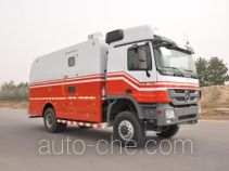 Huamei LHM5160TCJ50 logging truck