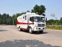 Huamei LHM5167TCJ logging truck
