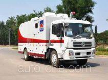 Huamei LHM5168TCJ logging truck