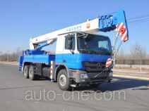 Huamei LHM5250TCS derrick test truck