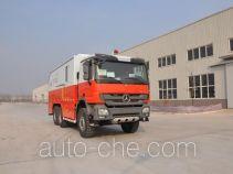 Huamei LHM5253TCJ70 logging truck