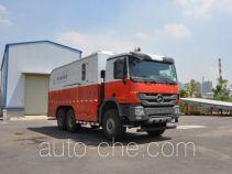 Huamei LHM5253TCJ80 logging truck