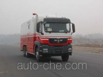 Huamei LHM5257TCJ70 logging truck