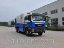 Huamei LHM5257TCJ90 logging truck