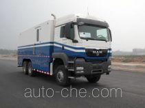 Huamei LHM5258TCJ70 logging truck