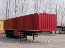 Ruiao LHR9400XXY box body van trailer