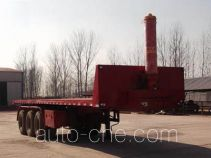 Ruiao LHR9400ZZXP flatbed dump trailer