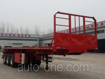 Ruiao LHR9404ZZXP flatbed dump trailer