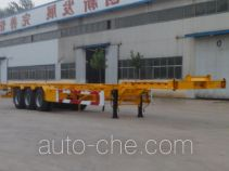 Huasheng Shunxiang LHS9402TJZ container transport trailer