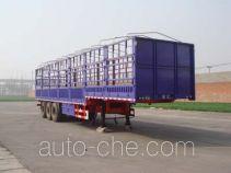 泰骋牌LHT9330CLXY型仓栅式运输半挂车