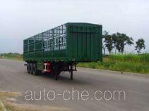 泰骋牌LHT9350CLXY型仓栅式运输半挂车