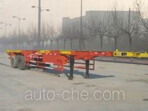 Taicheng LHT9350TJZ container carrier vehicle