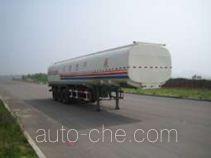 泰骋牌LHT9370GYY型运油半挂车