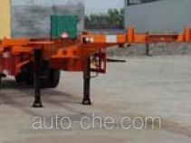 Taicheng LHT9380TJZG container transport trailer