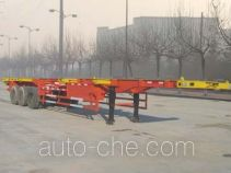 Taicheng LHT9370TJZG container carrier vehicle