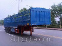 泰骋牌LHT9390CLXY型仓栅式运输半挂车