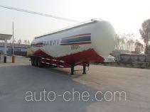 泰骋牌LHT9400GFL型低密度粉粒物料运输半挂车